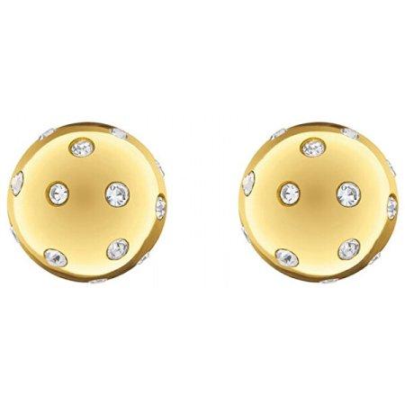 Tommy Hilfiger Aranyozott fülbevaló kristályokkal TH2780107