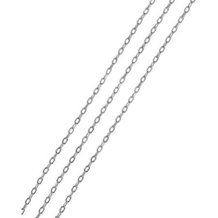 Brilio Silver Srebrna veriga Anker 42 cm 471 115 00004 04 - 1,48 g srebro 925/1000
