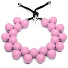 Ballsmania Originální náhrdelník C206 15-3207 Malva