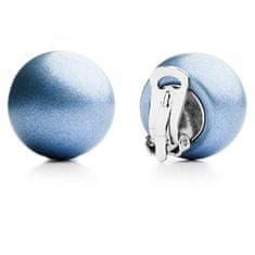 Ballsmania Originalni uhani O154M 14-4214 Azzuro Polvere