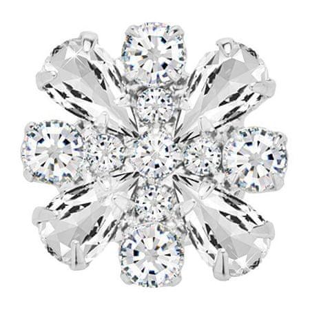 Preciosa Mágneses bross színtiszta kristályokkal Freesia 2268 00