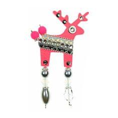 Deers Neonska roza jelena Harriet
