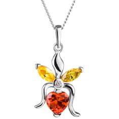 Preciosa Silken 5066 60 ogrlica iz srebra iz srebra srebro 925/1000