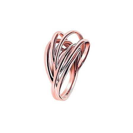 Calvin Klein Bronz gyűrű Crisp KJ1RPR1001 (Kerület 50 mm-es)