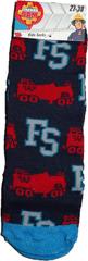 FOOT Chlapecké ponožky s motivem Požárník Sam s autem.