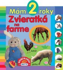 autor neuvedený: Mám 2 roky - Zvieratká na farme
