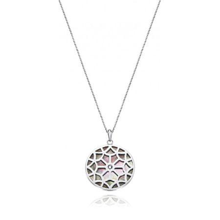 Viceroy Jeklena biserna ogrlica Chic 75063C01010