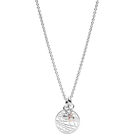Fossil Stílusos női nyaklánc JFS00488998 ezüst 925/1000