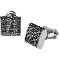 Skagen Csillogó acél fülbevaló SKJ1221998