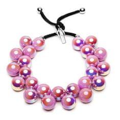 Ballsmania Originální duhový náhrdelník C206SUP-CAN Candy