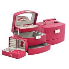 Jan KOS Czerwone pudełko na biżuterię SP-270 / A7