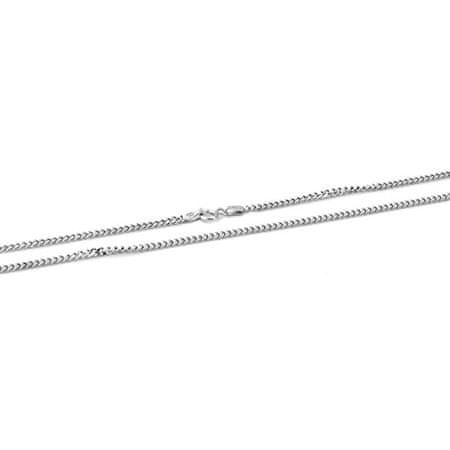 Beneto Gyönyörű ezüst lánc Pancer AGS1091 (Hossza 45 cm) ezüst 925/1000