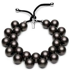 Ballsmania Originální náhrdelník C206M-19-0000 Grigio Corvino Metal