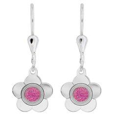 Praqia Ezüst fülbevalók Amalus NA6015