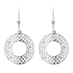 Praqia Fashion Eclipse ezüst fülbevaló NA0886