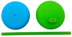 b.box univerzálne silik. viečka modré / zelené