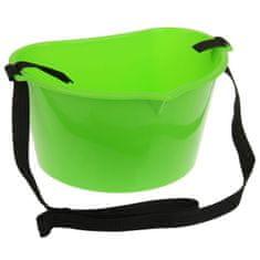 GreenGo Dóza na sběr bobulí, 3 l, zelená