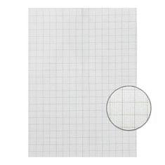 Gamma Plátno na vyšívání, v kleci, # 14, 30 × 40 cm, bílé