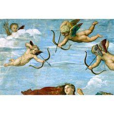 Editions Ricordi Puzzle 1000 Rafaello, Trionfo di Galatea