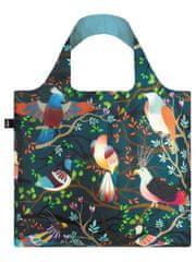 LOQI Zložljiva nakupovalna vrečka Hvass & Hannibal, Birds