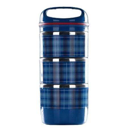 """Kraftika Lunch box"""" alanche """"1.350 ml, utrzymać ciepło 3 h, mix"""