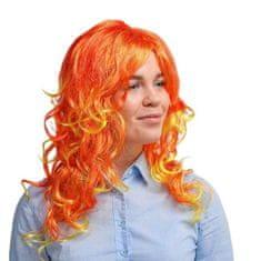 Kraftika Nedves faragás paróka, hosszú haj