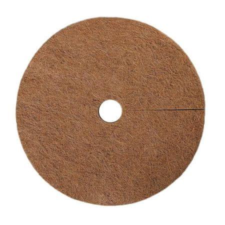 Kraftika Hordó kör, d = 0,4 m, a kókuszdió ágyból