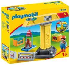 Playmobil dizalica (70165)