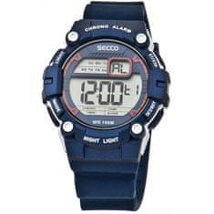 Secco Pánské digitální hodinky S DNS-002
