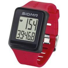 Sigma Pulsmetr iD.GO czerwony 24530