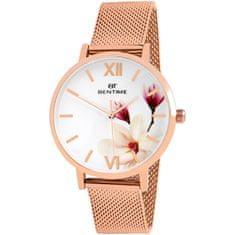 Bentime Dámské květinové hodinky 008-9MB-PT11894V