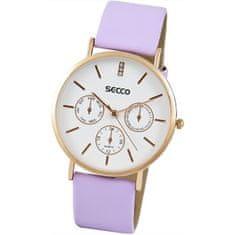 Secco Dámské analogové hodinky S A5041,2-431