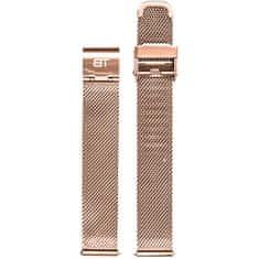 Bentime Kovový mesh s easy clickem - růžově zlatý