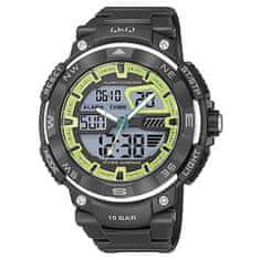 Q&Q Kombinované hodinky GW85J003