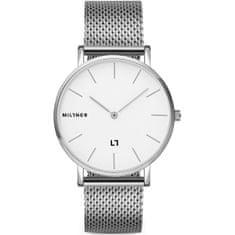 Millner MayfairS Silver 36 mm
