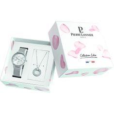 Pierre Lannier Ajándék óraszett + nyaklánc 351G628