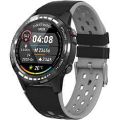 Wotchi GPS Smartwatch W70G s kompasem, barometrem a výškoměrem - Black
