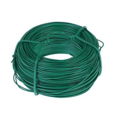 GreenGo Przewód do pończoch greengo, 100 m, d = 1,2 mm, zielony,
