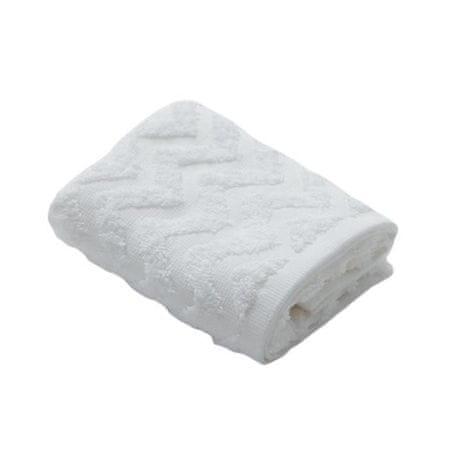 """Kraftika Ręczników wiejskim """"zygzakowaty"""" 70 * 130 cm c."""