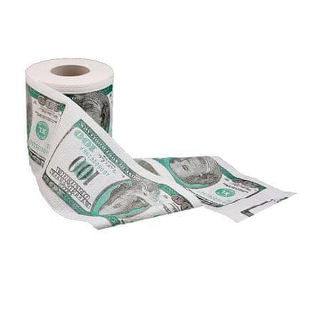 """Kraftika Papier toaletowy 100 dolarów """""""
