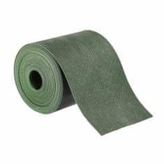 GreenGo Hraniční páska, 0,15 × 10 m, tloušťka 1,2 mm, plast, zelená