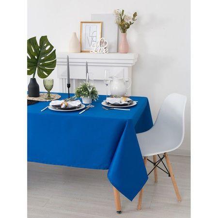 """Kraftika Terítő """"ethel,"""" méret 150x250 cm, kék színű, gmo-val"""