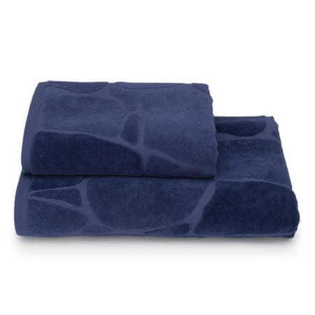 Kraftika Ręcznik frotte arenaria dsp-3501-4479 tsv.19-3936 70h130sm