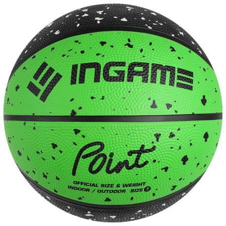 Kraftika Labda kosárlabda ingame pont, méret 7, színek mix