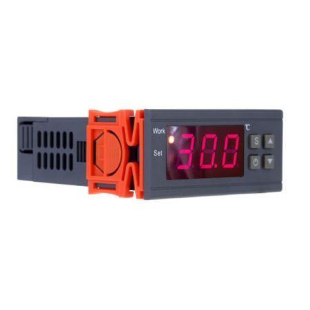 Digitalni elektronski termostat z relejem 10 amperov, 220 voltov