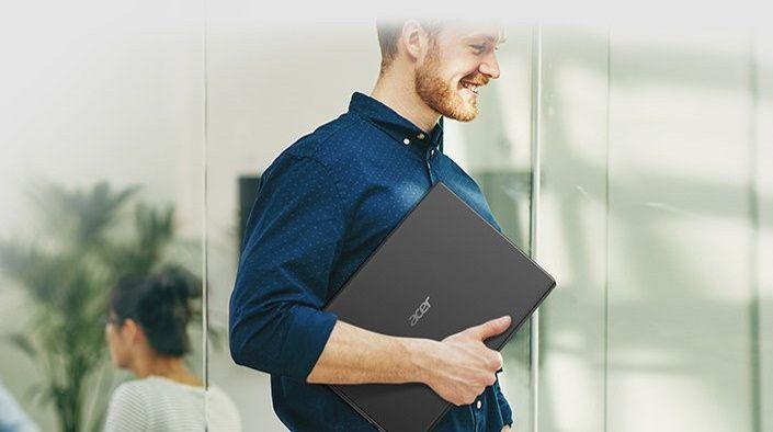 Notebook Acer Extensa 215 displej intel Core i3 kancelář domácnost