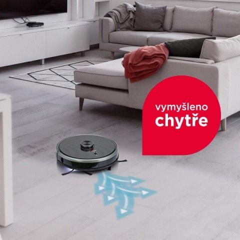 Robotický vysavač Concept VR3210
