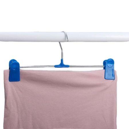 Kraftika 10 db, egy fogas nadrág, szoknya klipek 30×13,5 cm