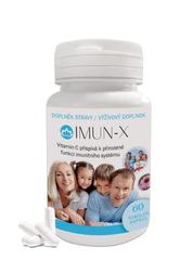 Novax Imun-X - pro imunitu dětí i dospělých 60 tobolek