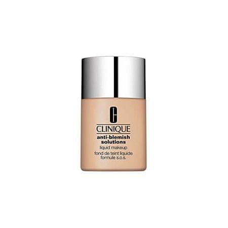 Clinique Anti-Blemish Solutions folyékony alapozó problémás bőrre(Liquid Makeup) 30 ml (árnyalat 01 Fresh Alabaster (VF))